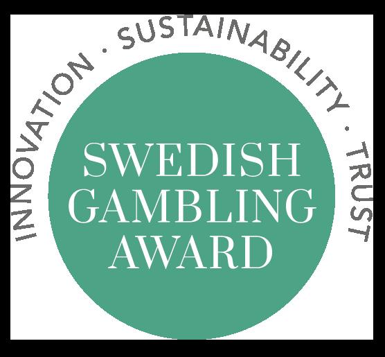 Logo Swedish Gambling Award